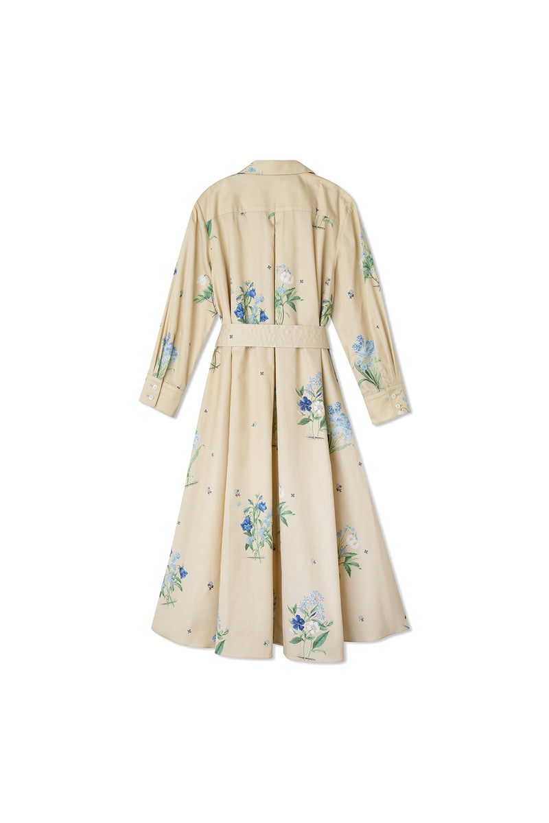 Sylvie Floral Shirtdress