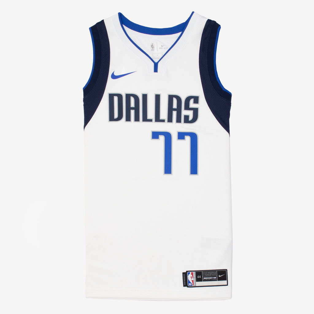 DENGPAO Maillot dentra/înement Luka Doncic de basket-ball Dallas Sports Mavericks Clothing #77 Swingman Jersey Edition