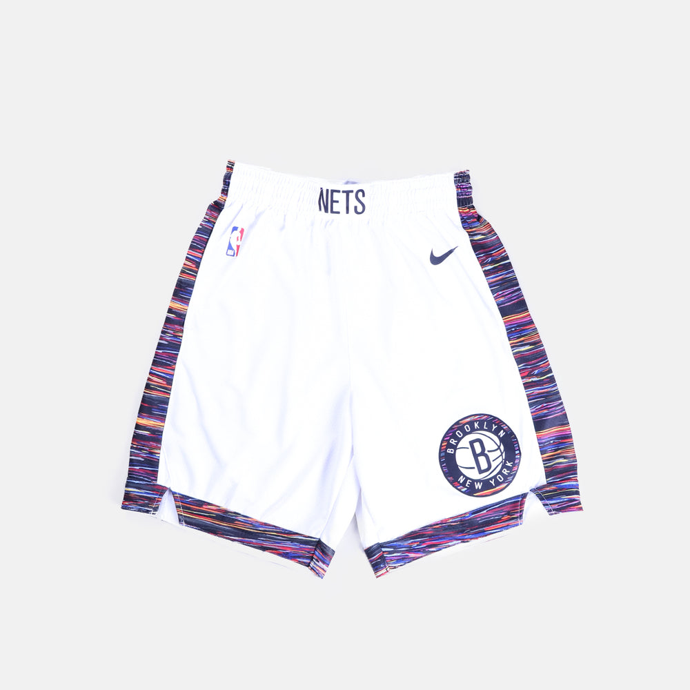 BROOKLYN NETS SWINGMAN CITY EDITION SHORT 19