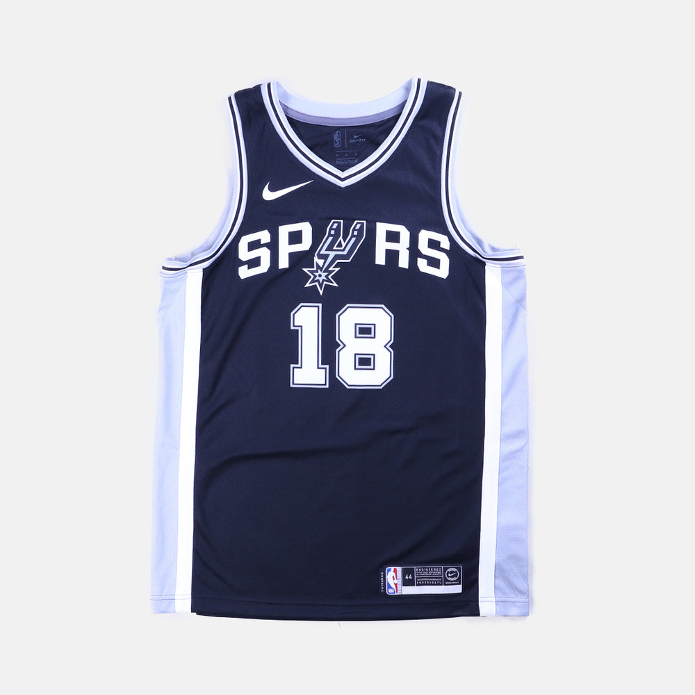 SAN ANTONIO SPURS SWINGMAN JERSEY ROAD