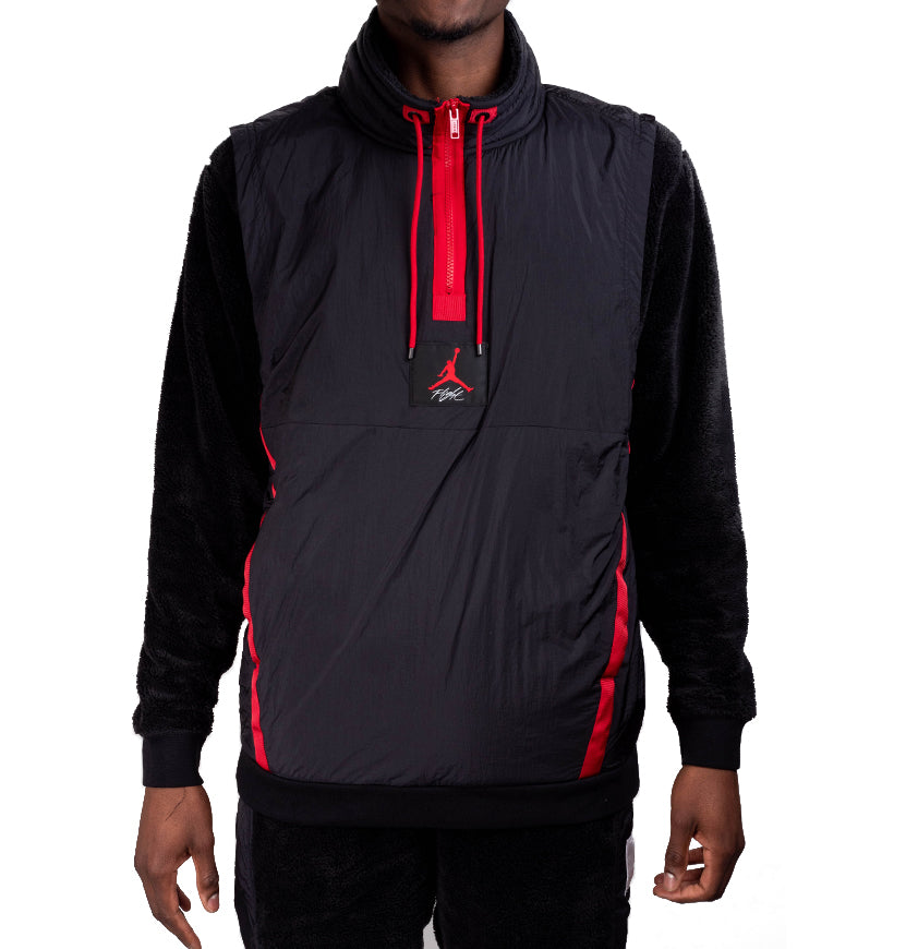 Jordan Sweat Wings of Flight Fleece  Black/Gym Red/Gym Red