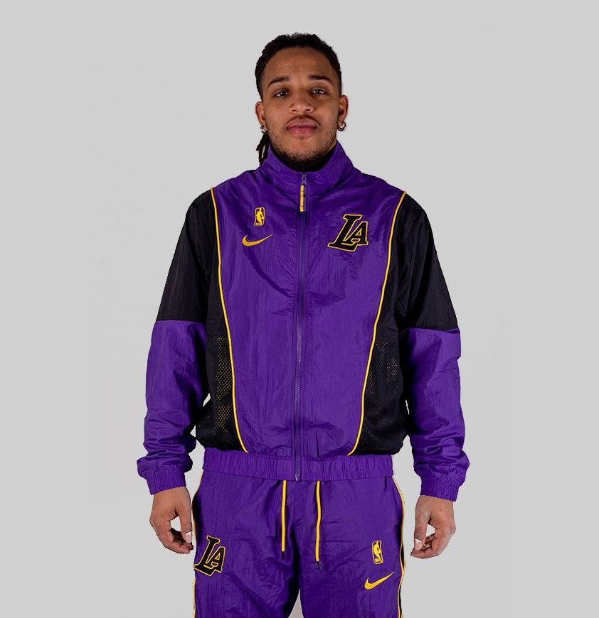 LA Lakers Tracksuit Courtside