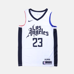 LOS ANGELES CLIPPERS SWINGMAN JERSEY CITY EDITION