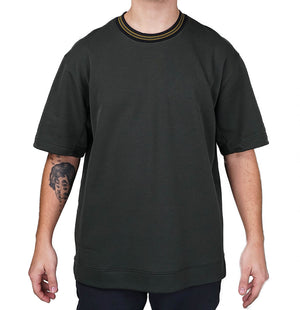 Nike Dri-Fit Basketball Top Sequoia/Black