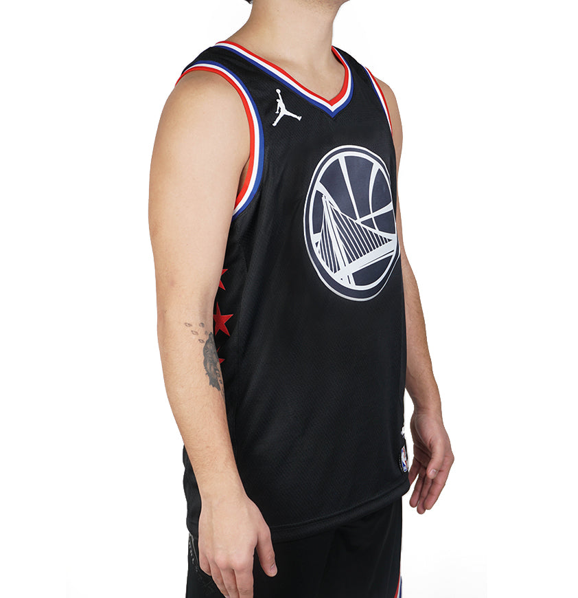 Jordan Golden State Warriors Swingman Jersey Stephen Curry All-Star Edition