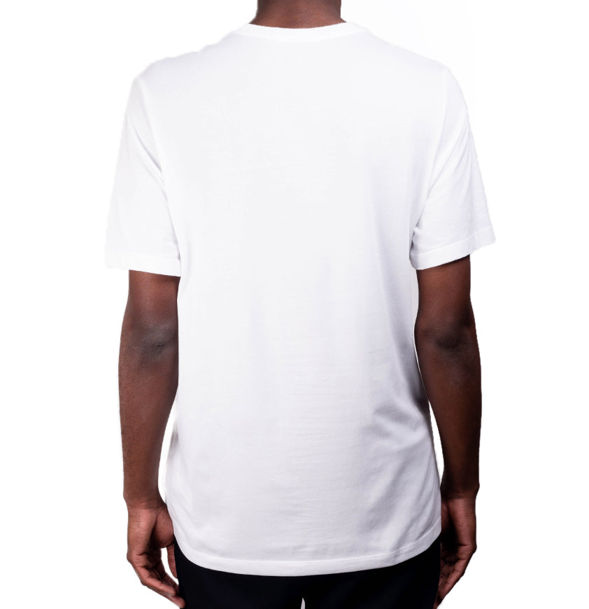 Nike Dri-Fit Basketball Tee  White