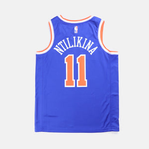 Nike New York Knicks Swingman Jersey Road