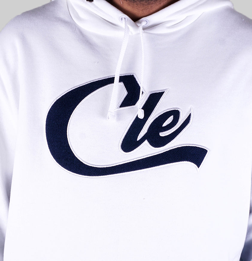 Nike Cleveland Cavaliers White/College Navy Sweats