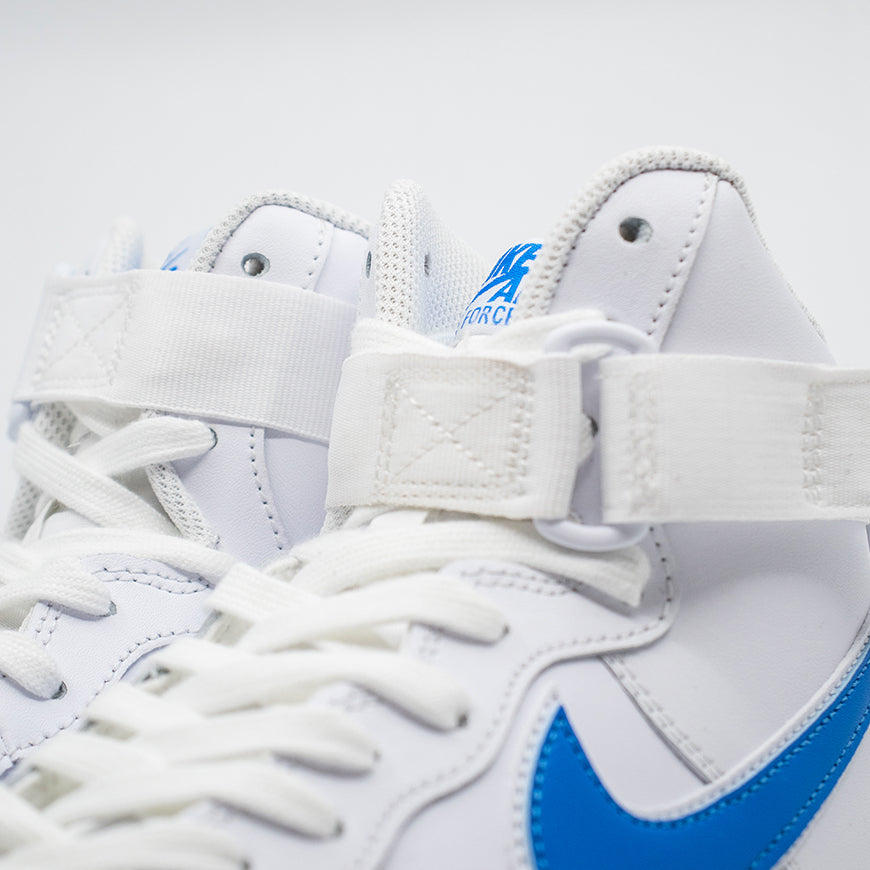 Air Force 1 High '07 3 White/White-Photo Blue