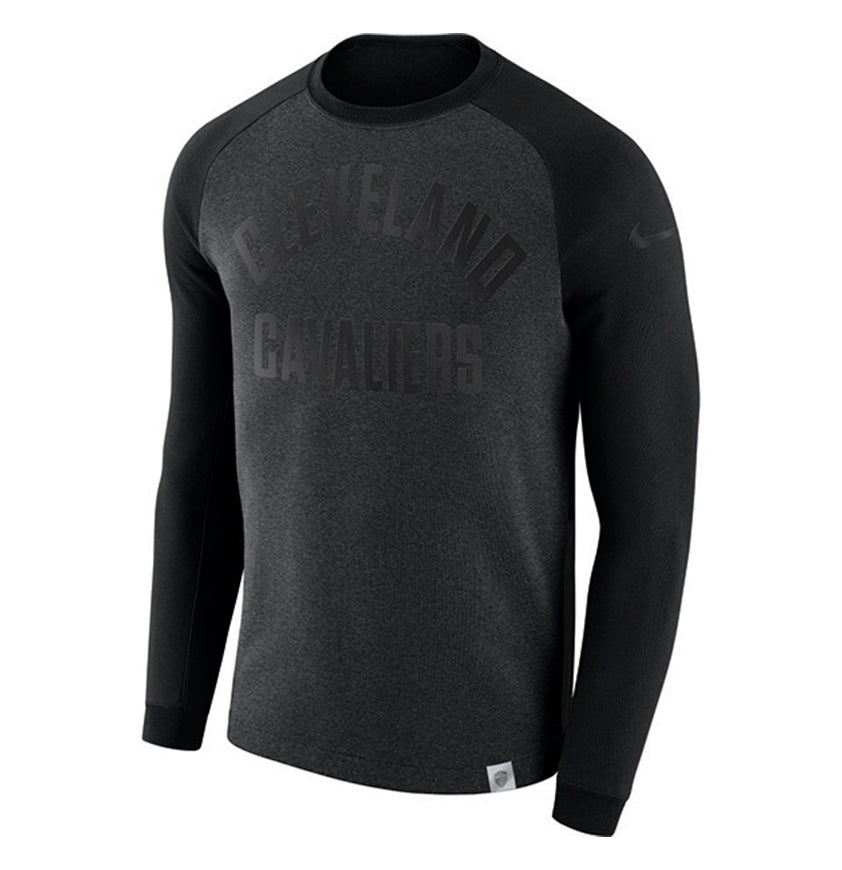 Nike NBA Cleveland Cavaliers Modern Crewneck Black Heather