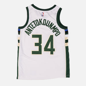 Giannis Antetokounmpo Association Edition Swingman   (milwaukee Bucks)