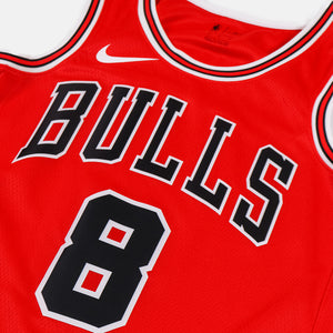 Nike Chicago Bulls Swingman Jersey Zach LaVine Icon Edition