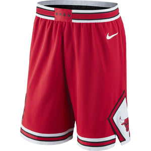 Nike NBA Chicago Bulls Icon Edition Authentic Short Road