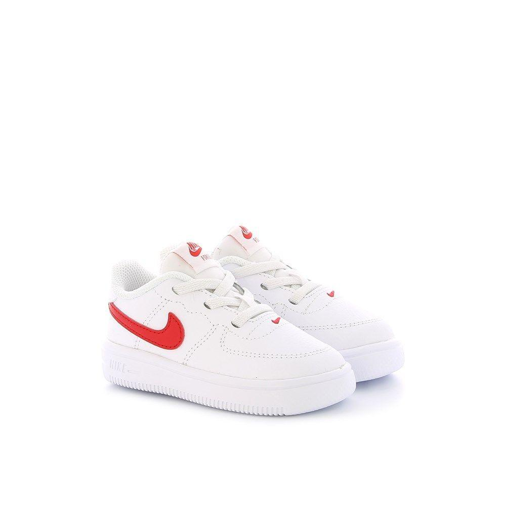 Force 1 '18 (TD) White University Red
