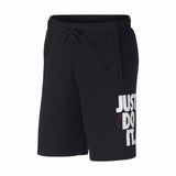 Nike Just Do It Shorts Black