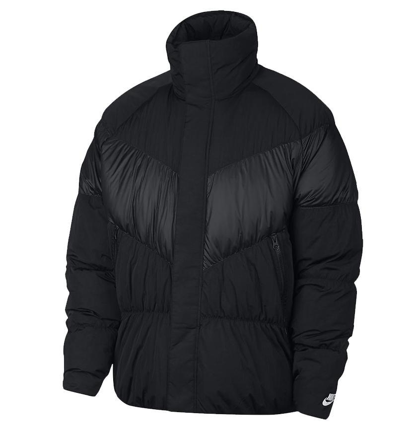 Nike Nsw Down Fill Jacket  Black/Black/Black/White