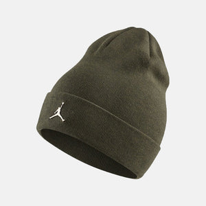 Nike Beanie Cuffed Olive Canvas Headwear
