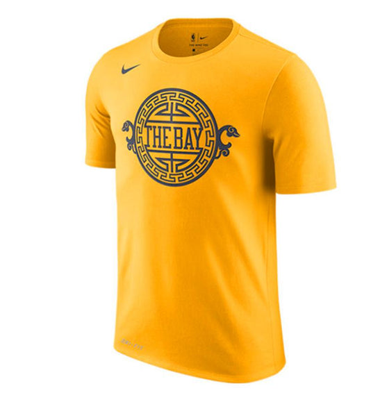 Golden State Warriors DRI-FIT Tee ES City Edition