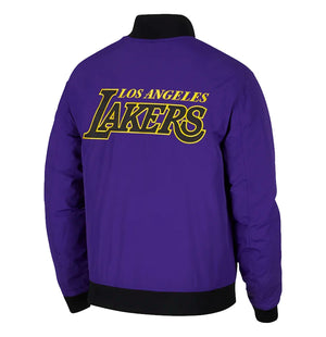 Nike LA Lakers Jacket Courtside Jacket