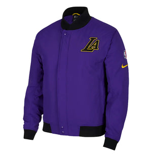 LA Lakers Jacket Courtside