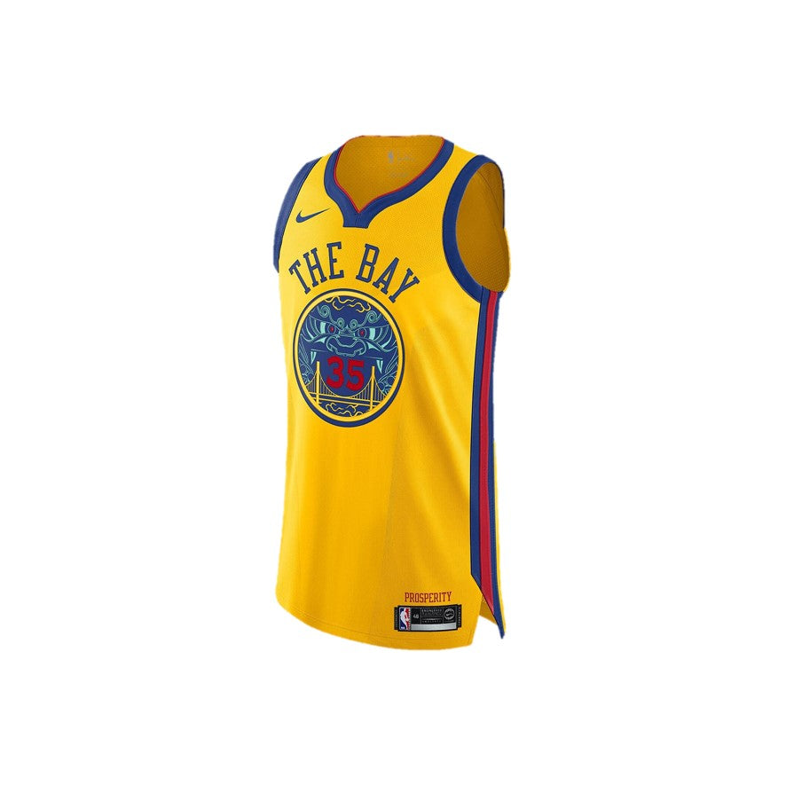 Nike Golden State Warriors Authentic Jersey Kevin Durant City Edition