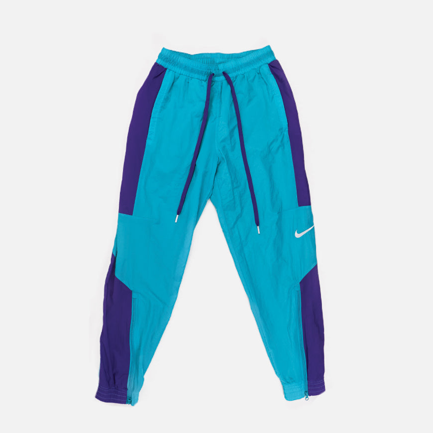 Woven Pant   Rapid Teal/Field Purple-White