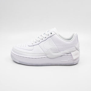Womens Air Force 1 Jester XX   White/White-Black