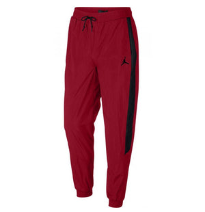 Jsw Diamond Track Pant Gym Red/Black/Black