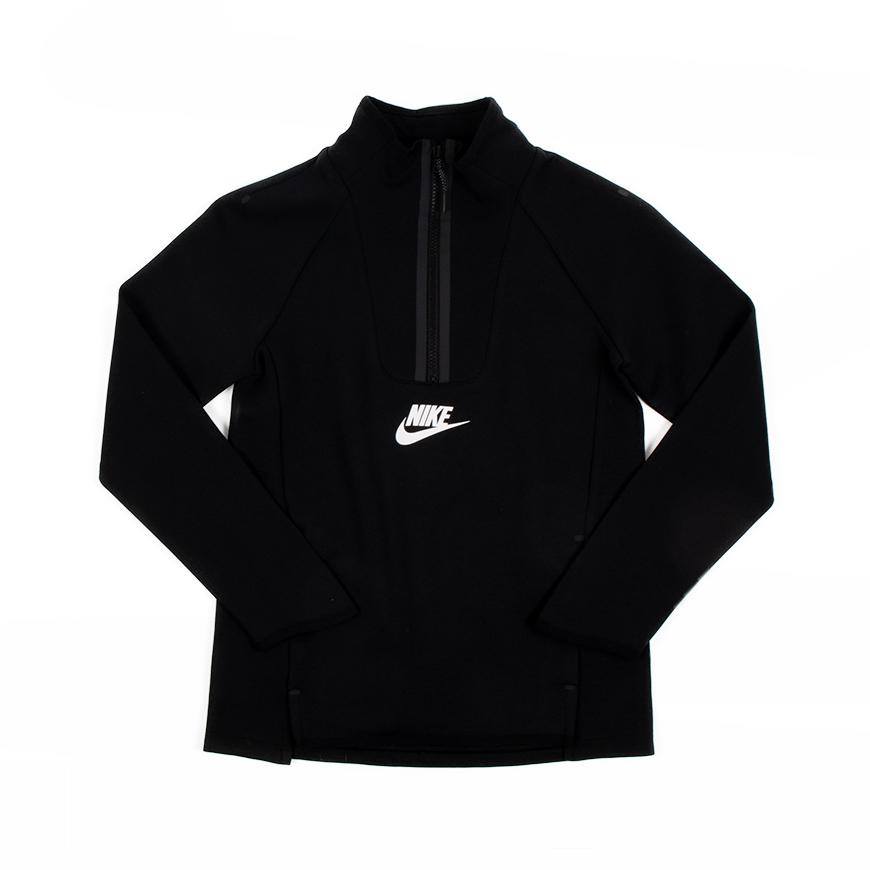 Nike Tech Fleece 1/2 Zip Sweatshirt Kids