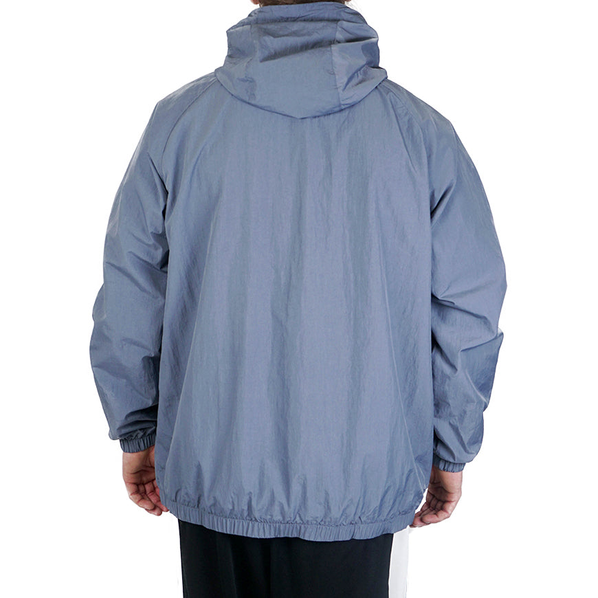 NSW Hooded Woven Anorak Armory Blue