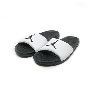 Jordan 1 Break Slide White/Black Slides