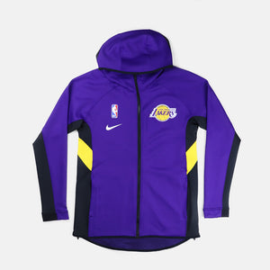 Los Angeles Lakers Nike Thermoflex Showtime Hoodie Fullzip
