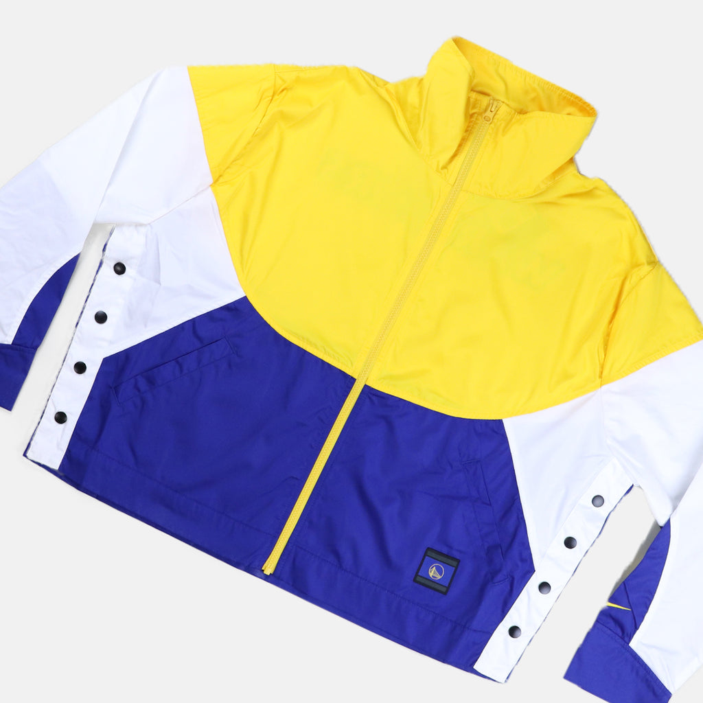 Nike Golden State Warriors Courtside Jacket Wmns