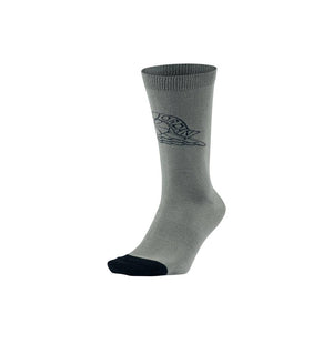 Air Jordan 2 Crew Socks Dark Stucco Black