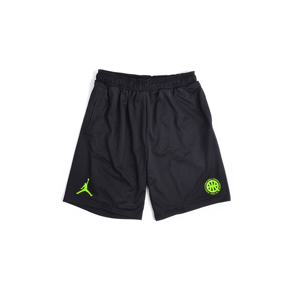 nike fleece exp club short particle rose & white