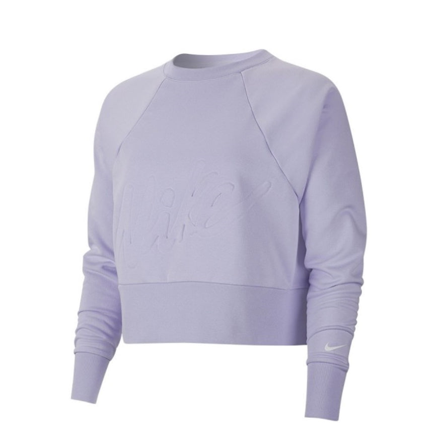 Nike Dry Fleece Get Fit Lux Crew Sweatshirt Wmns
