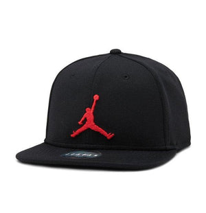 Jordan Jumpman Snapback Black/Gym Red
