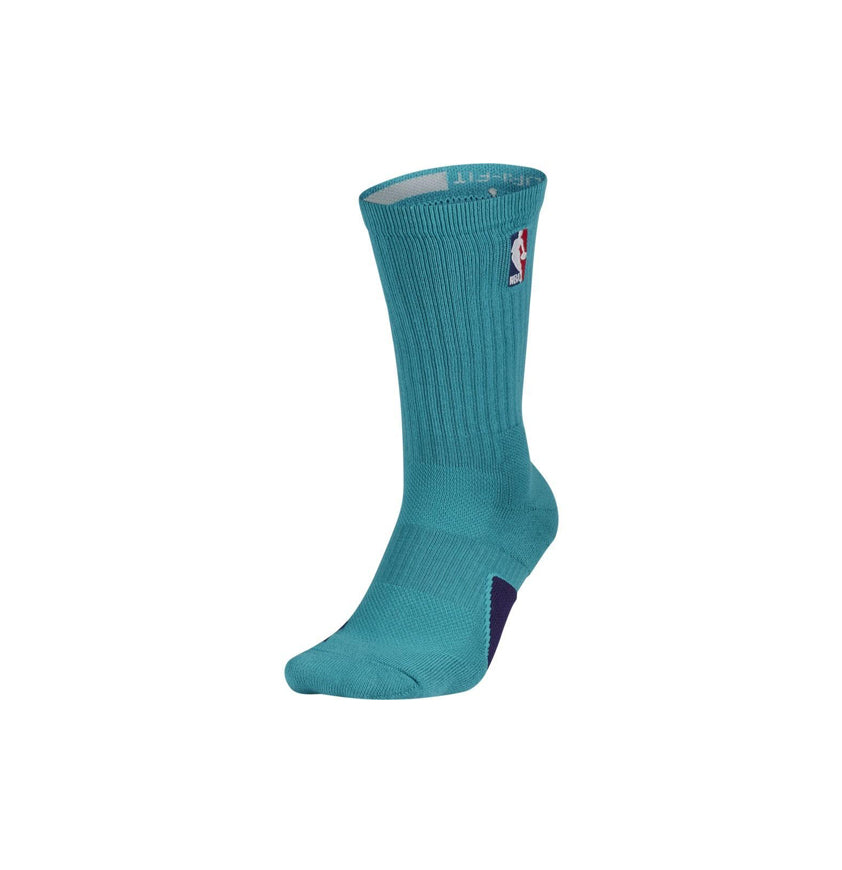 Jordan NBA Crew Socks Rapid Teal/New Orchid