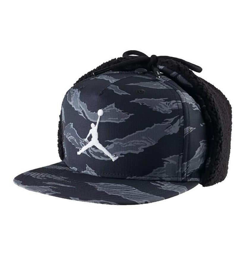 Jordan Pro Shield Cap Black/White
