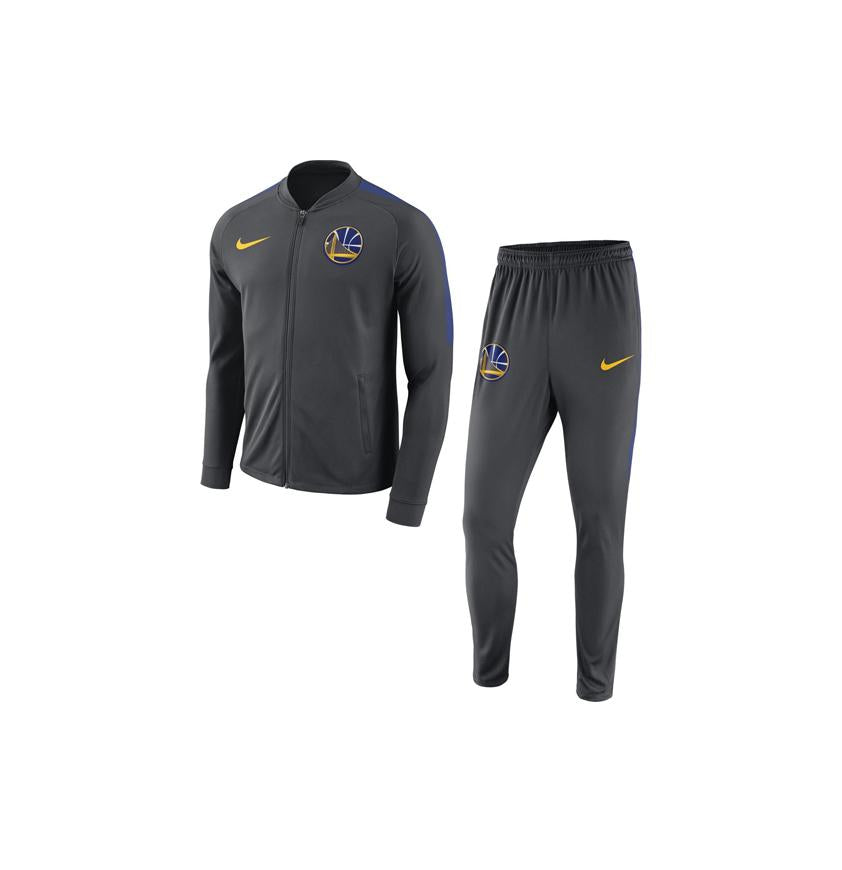Nike Dri-fit Golden State Warriors Tracksuit