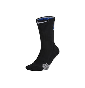 Nike Grip Quick Crew NBA Socks Black/White