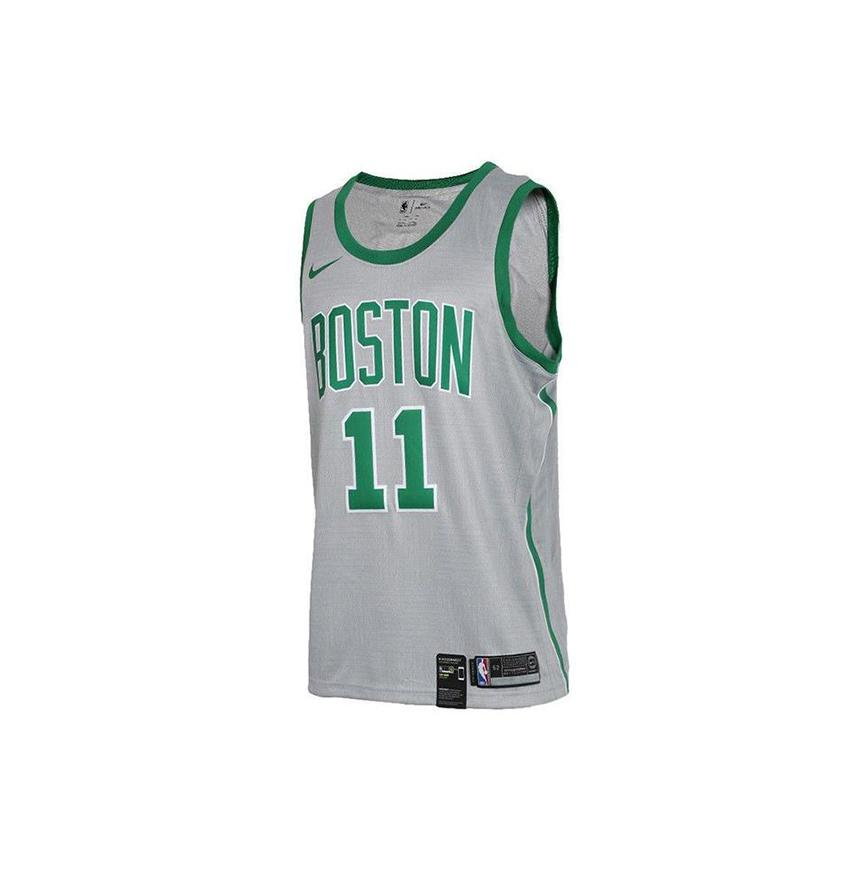 Nike NBA Boston Celtics Authentic Jersey City Edition Kyrie Irving Jersey