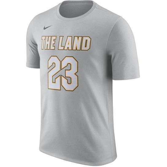best loved 7a7d8 0dc14 Nike NBA Dri-fit Cleveland Cavaliers City Edition Thomas Shirt