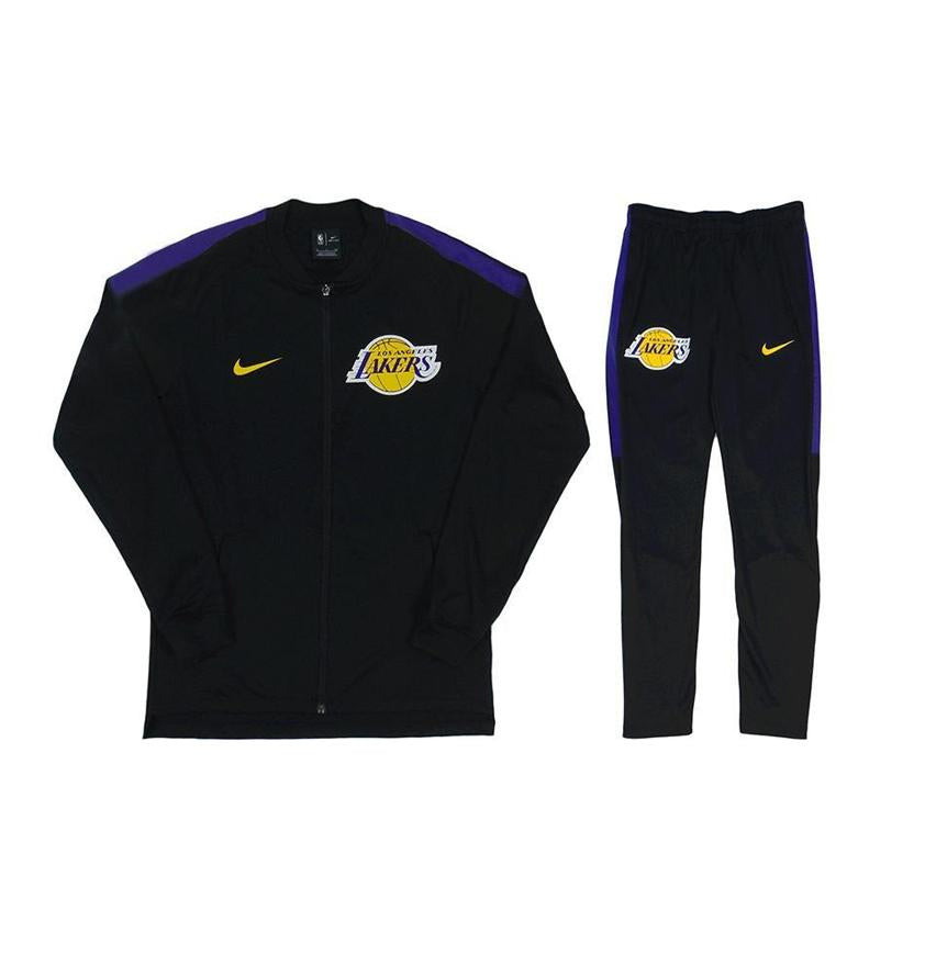Nike NBA Dri-fit Los Angeles Lakers Tracksuit