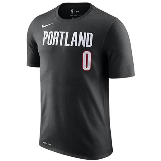 Nike NBA Dri-fit Portland Trailblazers Lillard Shirt