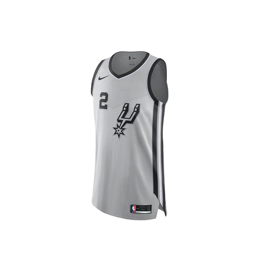 Nike San Antonio Spurs Authentic Jersey Kawhi Leonard Statement Editio Oqium