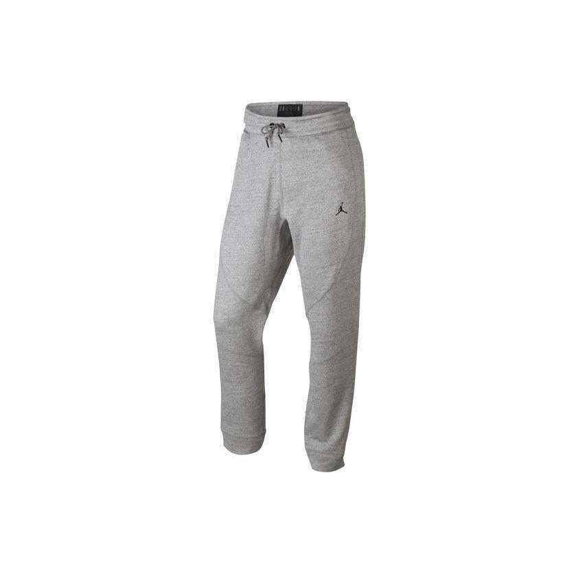 Wings Fleece Pant Black