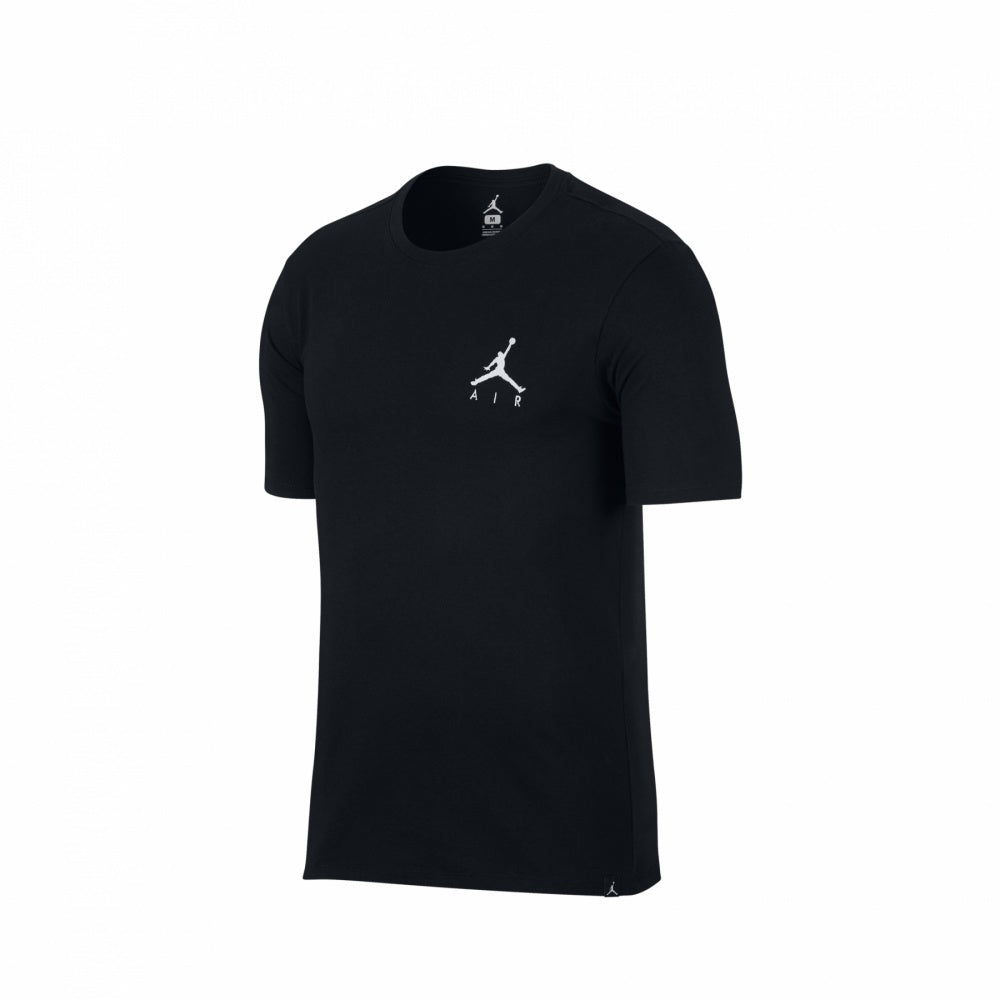 JSW Jumpman Air Tee Embroided Black/White
