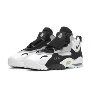 Air Max Speed Turf White Black Wolf Grey Chlorophyll