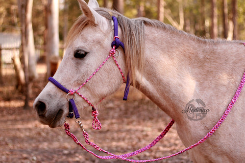 3in1 Bitless Bridle - Country Girl